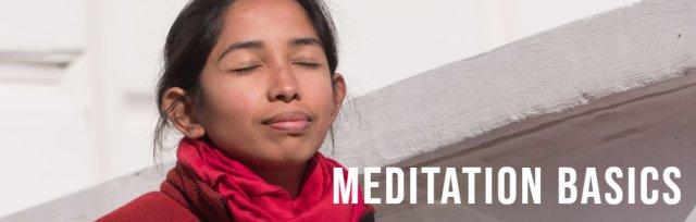 Brixham Branch - Meditation Basics