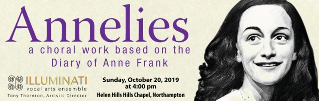 ANNELIES: A Full-Length Choral Work Based on the Diary of Anne Frank