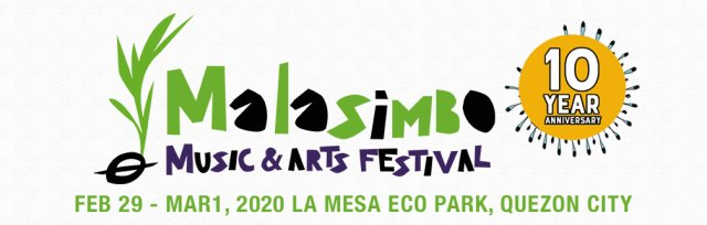 Malasimbo Music and Arts Festival 2020