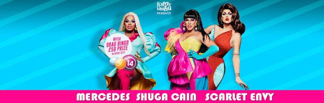 Kitty Tray Presents: Shuga Cain & Scarlet Evny