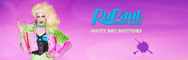 Kitty Tray Presents : DUSTY RAY BOTTOMS SHOW
