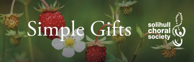 Simple Gifts, a celebration of folksong from near and far