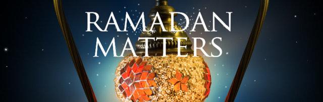 Ramadan Matters Huddersfield - Cancellation