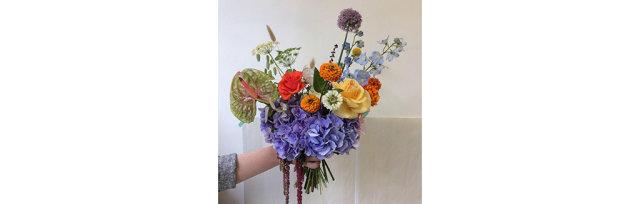 Unique Bouquet Workshop