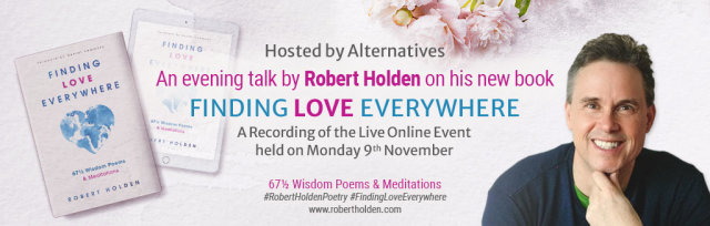 Finding Love Everywhere - Talk by Robert Holden