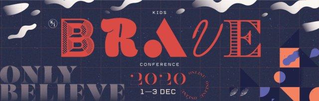 BRAVE 2020 (Children's Ministry Volunteers/ Workers)