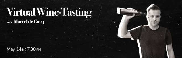 NOIR: Virtual Malvasia tasting with natural wine expert Marcel de Cocq