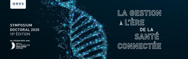 La gestion à l'ère de la santé connectée - Symposium doctoral 2020
