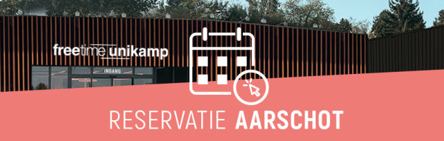 Reservatie winkelbezoek Unikamp - Freetime Aarschot
