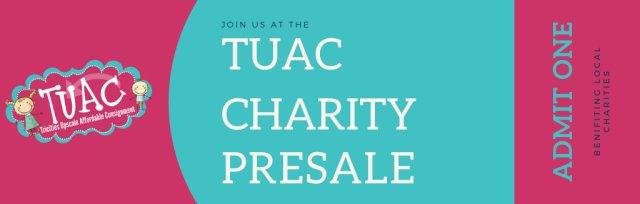 TUAC Charity Pre-Sale