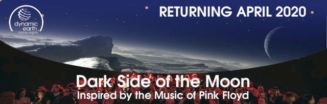 Dome Nights - Dark Side of the Moon - 9:00pm SHOW