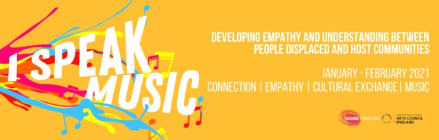 I Speak Music London launch: Session 1 - Displacement and empathy
