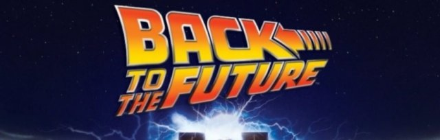 Back to the Future at the Stone Drive-In