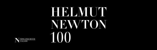 HELMUT NEWTON 100