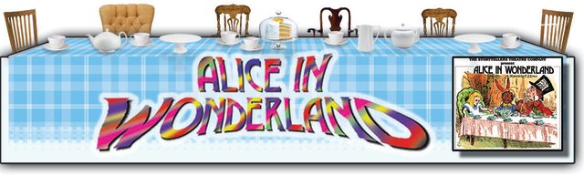 Alice in Wonderland,  Worden Park, Leyland 12 pm