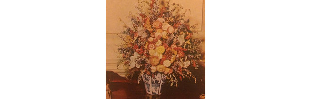 Flower Arranging Workshop - From the Victorian era to the 1980s