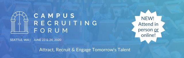 Campus Recruiting Forum - Seattle