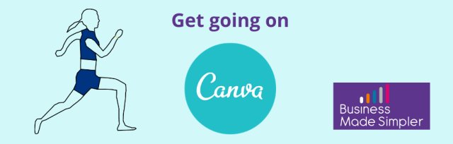 Get going on Canva