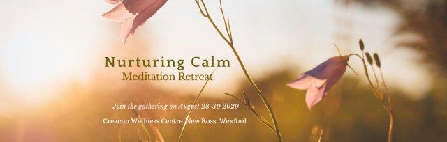Nurturing Calm Retreat 2020