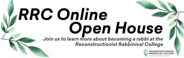 RRC Online Open House