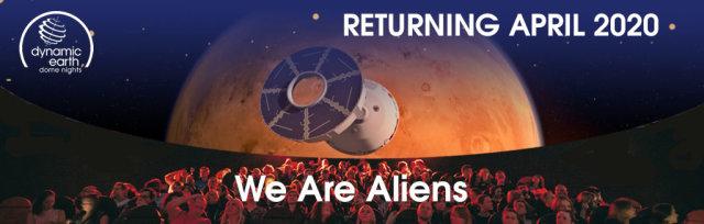 Dome Nights - Gaia & We Are Aliens