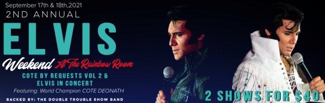 Elvis Weekend At Rainbow