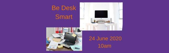 Be Desk Smart