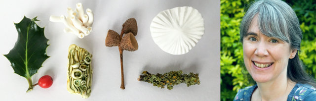 Lichen and Fungi Miniature Treasures - Polymer Clay Workshop