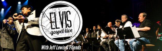 ELVIS GOSPEL LIVE!