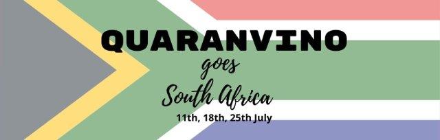 Quaranvino goes South Africa
