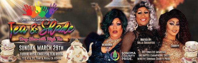 Tea & Shade: Drag Show with High Tea