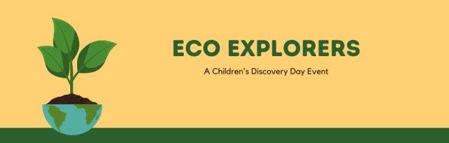 Eco Explorers AM for K-1st Grades