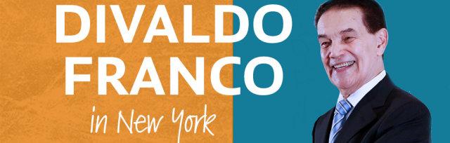 Divaldo Franco In New York