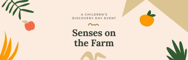 Senses on the Farm AM for 2nd-3rd Grades