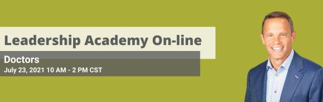 Doctors Leadership Academy On-line