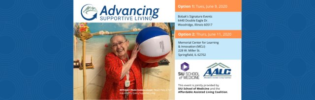 Advancing Supportive Living - Virtual Training