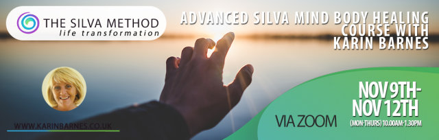 Advanced Silva Mind Body Healing course [CID:485]