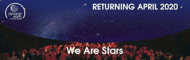 Dome Nights - Gaia & We Are Stars