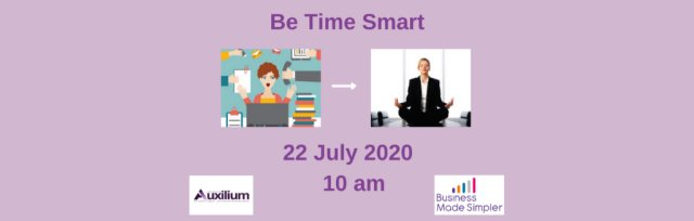 Be Time Smart