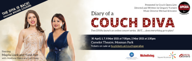 Diary of a Couch Diva