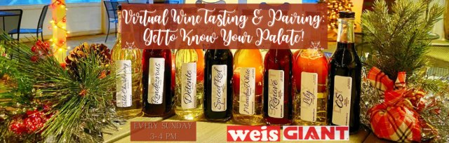 Wine Tasting & Pairing: Get to Know Your Palate
