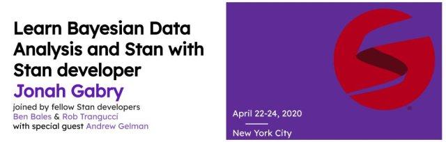 Learn Bayesian Data Analysis and Stan with Jonah Gabry
