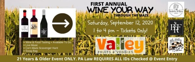 Wine Your Way with Valley Fruits & Veggies