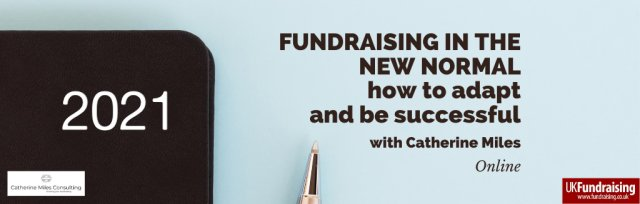 Fundraising in the new normal – how to adapt and be successful