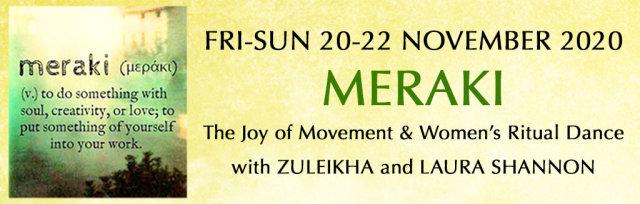 MERAKI - The Joy of Movement & Women's Ritual Dance