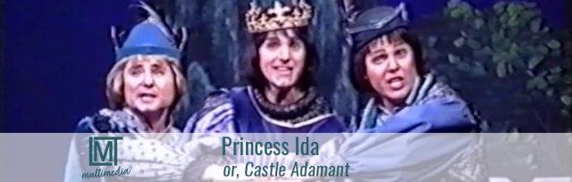 LMT Multimedia presents PRINCESS IDA
