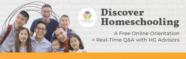 Discovering Homeschooling- Live Stream