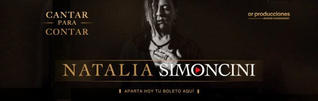 Natalia Simoncini en Concierto