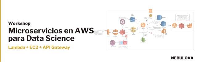 AWS Cloud para Data Science [Workshop]