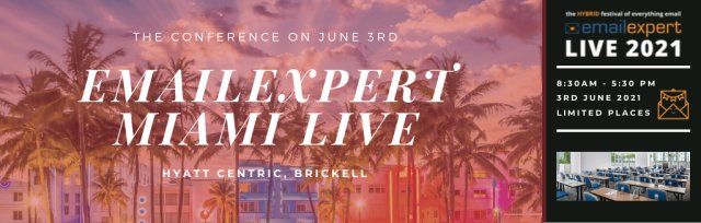 emailexpert Miami Live